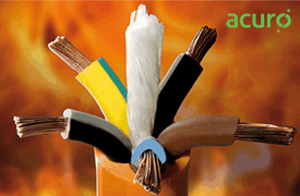 FIRE RETARDANT FOR CABLES