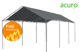 FIRE RETARDANT FOR TENTS